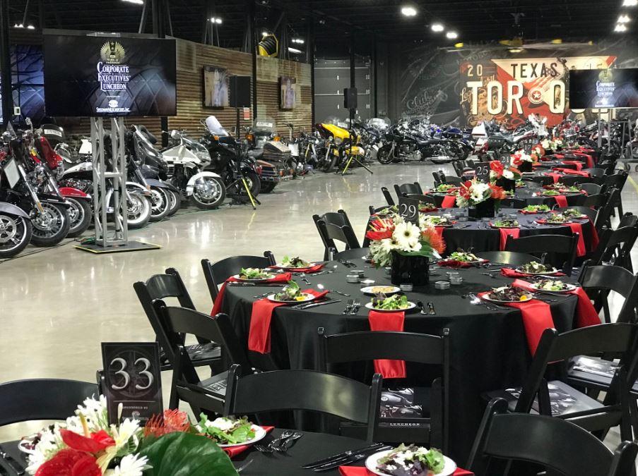 Unique Event Venue in Dallas
